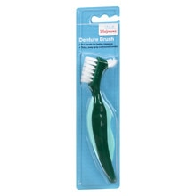 Walgreens Denture Brush