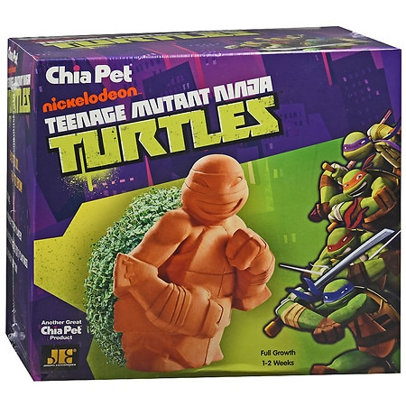 Chia Pet Teenage Mutant Ninja Turtles