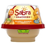Sabra To Go Hummus with Pretzels Classic