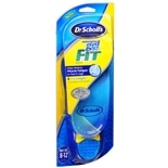 Dr. Scholl's Massaging Gel Fit Inserts 8-12
