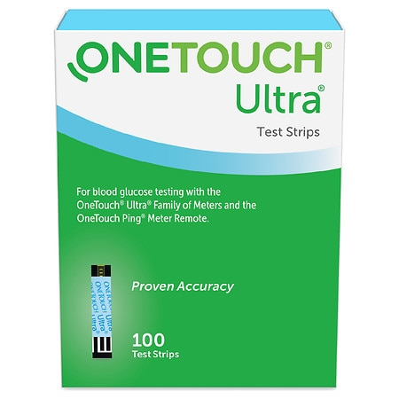 History of OneTouch Test Strips
