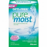 Opti-Free PureMoist Disinfecting Solution