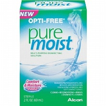 Opti-Free Opti-Free PureMoist Disinfecting Solution