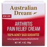 Australian Dream Pain Relief Cream