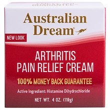Australian Dream Arthritis Pain Relief Cream