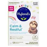 Hyland's 4 Kids Calm 'n Restful Quick-Dissolving Tablets