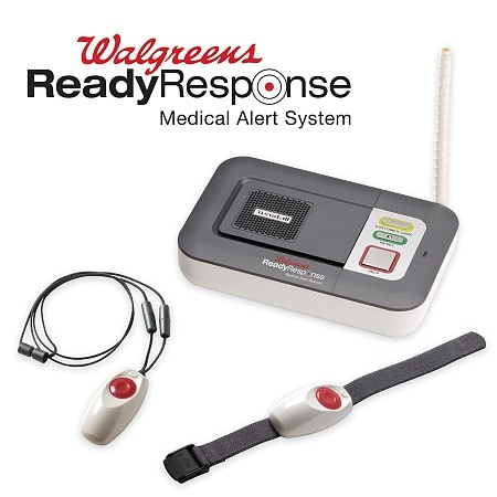 Walgreens ReadyResponse Medical Alert System
