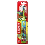 Colgate Kids Teenage Mutant Ninja Turtles Powered Toothbrush, Soft