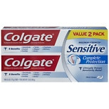 Colgate Sensitive Sensitive MultiProtection Toothpaste Twin Pack