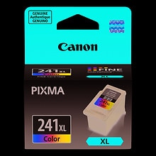 Canon Pixma Fine Ink Cartridge 241XL Color