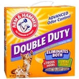 wag-Double Duty Clumping Cat Litter