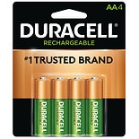 Duracell Rechargeable NiMH Batteries AA