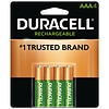 Duracell Rechargeable NiMH Batteries