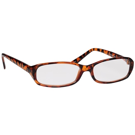 Foster Grant Spare Pair Plastic Reading Glasses Gail +3.25 Tortoise