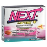 Next Day Daytime Cold & Flu Relief Softgels