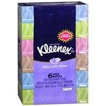 Kleenex Ultra Soft Facial Tissues 8.2 inch x 8.4 inch
