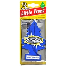 Little Trees Air Fresheners New Car