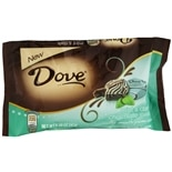 Dove Promises Silky Smooth Chocolates Mint & Dark Chocolate
