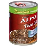Alpo Prime Cuts Homestyle Dog Food Lamb & Rice