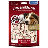 DreamBone Chews for Dogs Mini 16 Pack Chicken