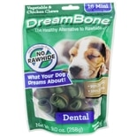 DreamBone Chews for Dogs Mini 16 Pack