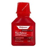 Walgreens Extra Strength Pain Reliever Liquid Cherry