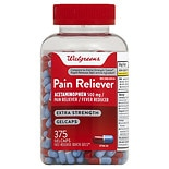 Walgreens Pain Reliever Gelcaps