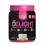 FitMiss Delight Women's Premium Healthy Nutrition Shake Vanilla Chai