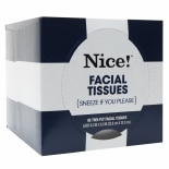 Nice! Facial Tissue, 90 Sheet