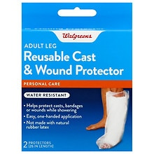 Walgreens Waterproof Cast & Wound Protector 26 inch