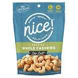 Nice! Whole Cashews Roasted