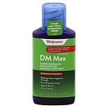 Walgreens Mucus Relief DM Max Liquid