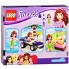 LEGO Systems Friends Building Toy Set