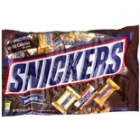 Snickers Minis Mix Candy Bars Regular