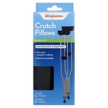 Walgreens Crutch Pillows Set Gray
