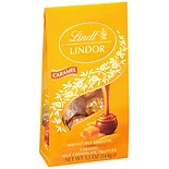 Lindt Lindor Milk Chocolate Truffles Milk Chocolate Caramel