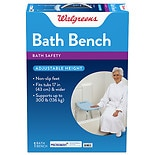 Walgreens Bath Bench with Microban