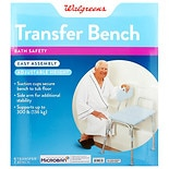 Walgreens Transfer Bench