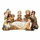 Joseph's Studio Children's Thanksgiving Scene