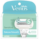 Gillette Venus Sensitive 5-Blade Cartridges