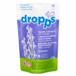 Dropps Laundry Scent Pacs, 16ct Lavender