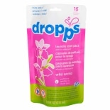 Dropps Laundry Scent Pacs, 16ct Wild Orchid