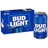Bud Light Beer 24 Pack 12 oz Cans