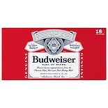 Budweiser Beer 12 oz Can
