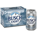 Busch Light Beer 30 Pack 12 oz Cans 12 oz Cans