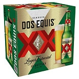 Dos Equis XX Beer 12 Pack 12 oz Bottles