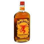 Fireball Whisky 750 mL Bottle Cinnamon