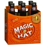 Magic Hat #9 Ale 6 Pack 12 oz Bottles