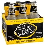 Mike's Hard Lemonade 6 Pack 11.2 oz Bottles 11.2 oz Bottles