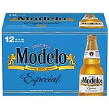 Modelo Beer 12 Pack 12 oz Bottles